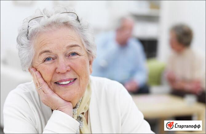 Как пенсионер может заработать дома