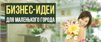 Бизнес-идеи для небольшого города_мини